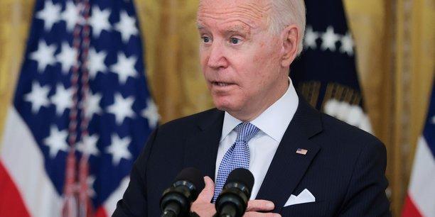 Etats-unis: l'immigration devrait figurer dans le projet de loi democrate sur le budget, dit biden[reuters.com]