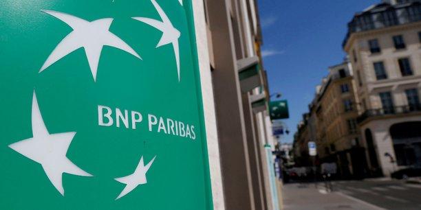 Bnp: resultat en hausse au t2 grace a la banque de detail et au recul du risque de credit[reuters.com]
