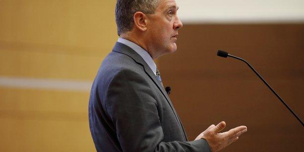 Etats-unis: la politique de la fed est trop accommodante, dit un de ses membres (bullard)[reuters.com]