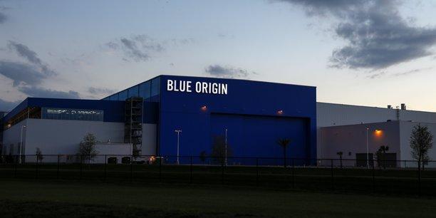 Rejet de la plainte de blue origin contre la nasa[reuters.com]