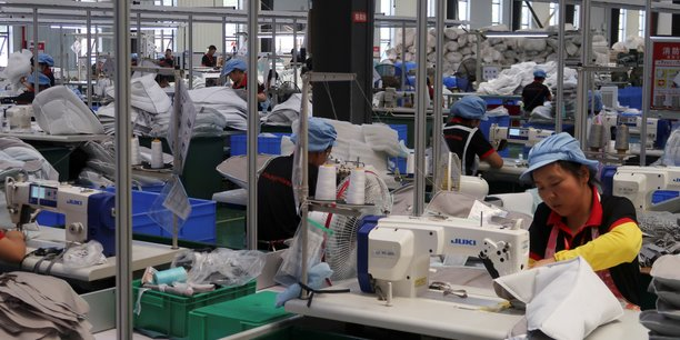 L'industrie chinoise ralentit a son plus bas niveau depuis debut 2020[reuters.com]