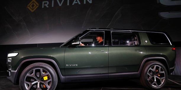 Grande-bretagne/vehicule electrique: rivian discute avec des ministres d'une usine, selon sky news[reuters.com]