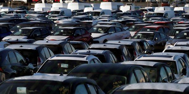France: immatriculations de voitures neuves en baisse de 35,35% en juillet[reuters.com]