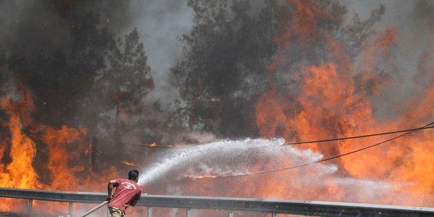 Les incendies se multiplient en turquie, grece et en sicile[reuters.com]