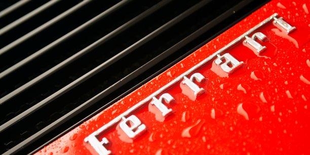 Ferrari decoit avec le maintien de ses previsions pour 2021[reuters.com]
