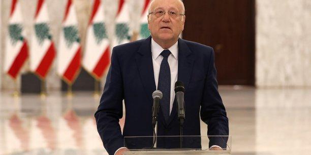 Liban: najib mikati previent que son temps n'est pas illimite[reuters.com]