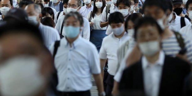 Coronavirus: face a la nouvelle vague, le japon limite les hospitalisations aux cas les plus graves[reuters.com]