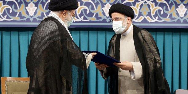 Le nouveau president iranien raissi promet la levee des sanctions americaines[reuters.com]