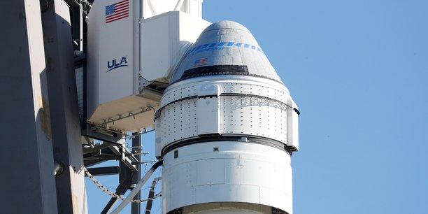 Boeing reporte un important vol d'essai spatial vers l'iss[reuters.com]