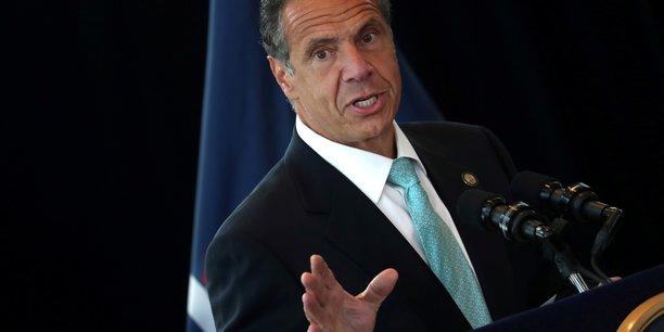Le gouverneur de new york coupable d'harcelement sexuel, dit la procureure generale[reuters.com]