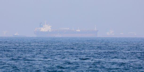 Un groupe lie a l'iran aurait pris possession d'un petrolier dans le golfe, selon des sources[reuters.com]