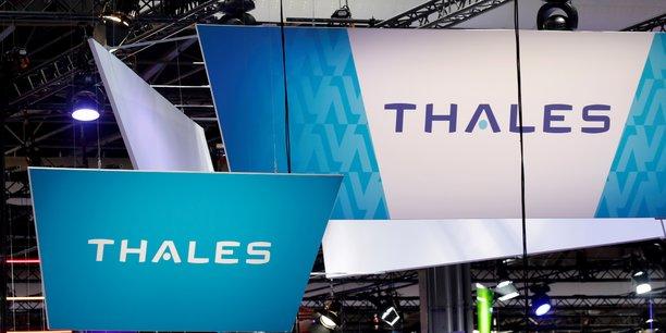 Thales va ceder son activite signalisation ferroviaire a hitachi rail[reuters.com]