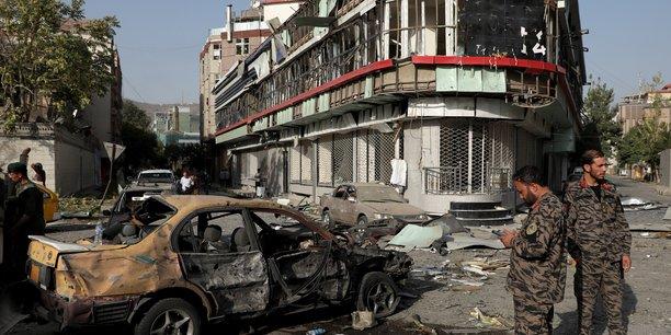 Explosion signalee a kaboul, des blesses[reuters.com]
