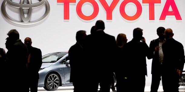 Toyota: benefice record au t1 mais prudence face a la penurie de puces[reuters.com]