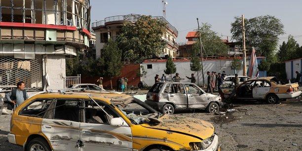 Les taliban revendiquent l'attentat de mardi a kaboul[reuters.com]