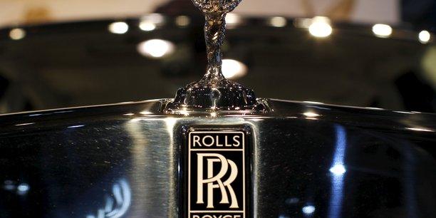 Rolls-royce vend sa filiale bergen a langley holdings pour 110 millions d'euros[reuters.com]