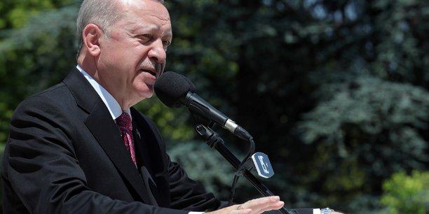 La turquie fait face aux pires incendies de son histoire, dit erdogan[reuters.com]