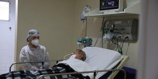 Coronavirus: le bilan au bresil depasse les 20 millions d'infections[reuters.com]