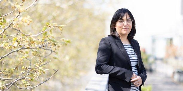 Considérée comme l'une des climatologues les plus influentes au monde, Sonia Seneviratne enseigne à l'École polytechnique fédérale de Zurich, en Suisse.