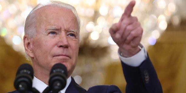 Biden ne regrette pas sa decision de retirer les troupes us d'afghanistan[reuters.com]