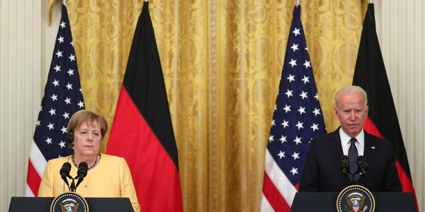 Merkel et biden conviennent d'evacuer un maximum de personnes d'afghanistan[reuters.com]