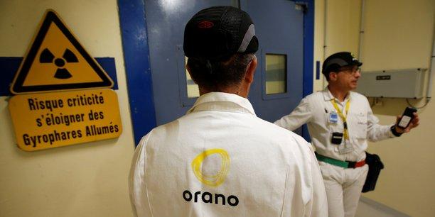 La loi française prévoit que les déchets nucléaires qui entrent en France, notamment pour y être traités à l'usine de La Hague, ne peuvent rester à terme sur le territoire national.