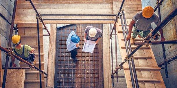 Au deuxième trimestre 2021 le secteur des travaux publics est quasiment le seul en Nouvelle-Aquitaine à échapper aux problèmes de main d'oeuvre.