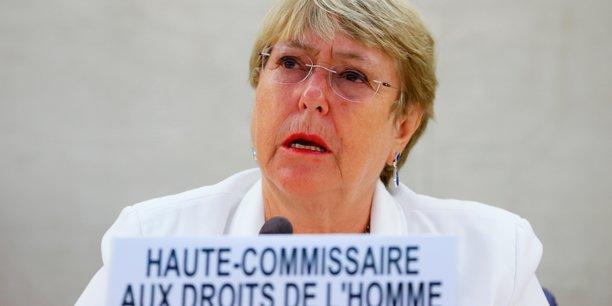 Bachelet (onu) evoque des violations des droits de l'homme par les taliban[reuters.com]