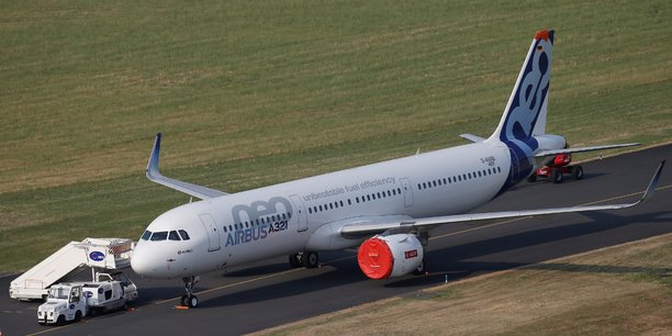 Airbus livrera ses premiers A321neo à Delta Air Lines l'an prochain.