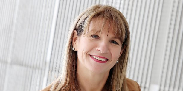 Magalie Blanchet, directrice Région Nouvelle-Aquitaine d'Harmonie Mutuelle