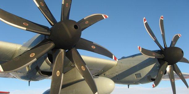 Ratier-Figeac a connu une forte charge d'activité sur les hélices pour l'A400M et le C-130.