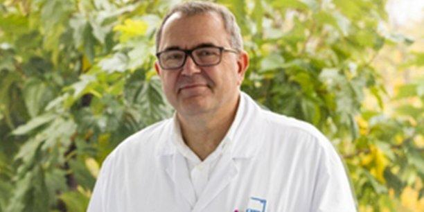 Le professeur infectiologue montpelliérain Jacques Reynes recevra ses insignes de la Légion d'Honneur le 27 août 2021.