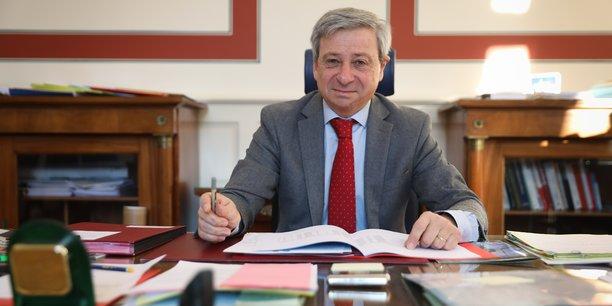 Le préfet Étienne Guyot prend en main le projet de LGV Toulouse-Bordeaux et son financement.