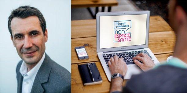Directeur de la Clinique Pasteur à Toulouse, Dominique Pon est le responsable ministériel au numérique en santé.