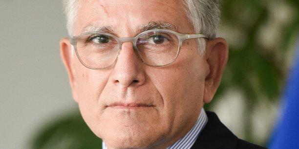 Gerassimos Thomas, Directeur Général à la Fiscalité et à l'Union douanière