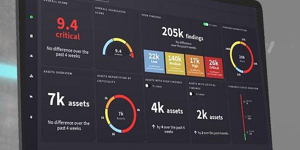 Hackuity propose un logiciel pour mieux gérer les vulnérabilités informatiques.