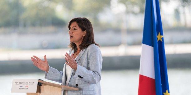 La Maire de Paris se lance dans la bataille de la présidentielle pour défendre l'écologie et réduire les inégalités
