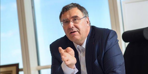 Patrick Pouyanné, PDG de TotalEnergies