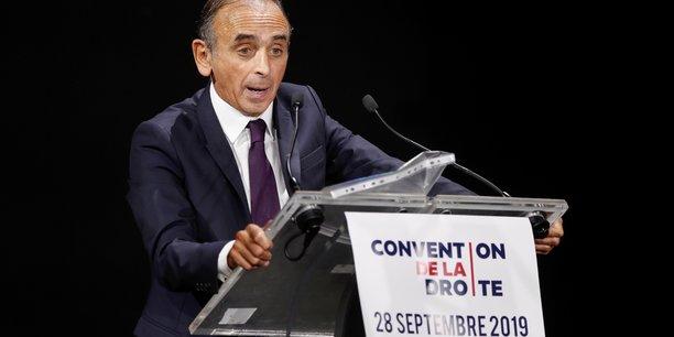 Celui qui impose sa question gagnera la presidentielle, dit zemmour[reuters.com]