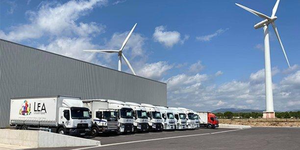 Lea Logistique s'apprête à s'agrandir sur 10.000 m2 dont 6.000 m2 de bâti.