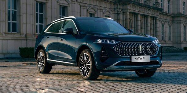 Avec la Wey Coffee 01, le groupe automobile chinois Great Wall Motors, espère bousculer le segment des SUV premium en Europe. Preuve de son ambition, il lance son offensive directement sur le premier marché premium d'Europe: l'Allemagne.