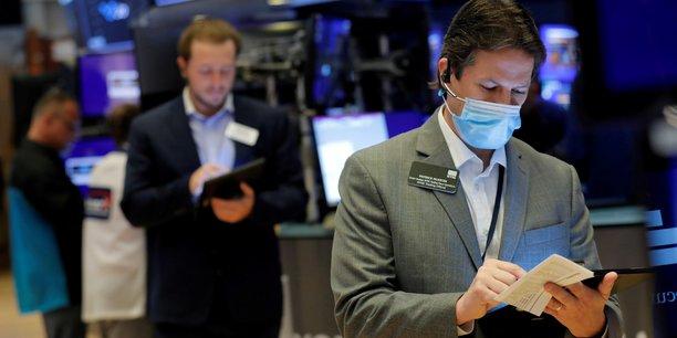 La bourse de new york ouvre dans le vert[reuters.com]