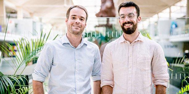 Benoît Brouard et Pierre Nectoux, les co-fondateur de Wefight, partent à la conquête de l'Europe, des Etats-Unis et de l'Amérique du Sud.