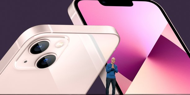 Apple devoile un nouvel iphone et une nouvelle tablette[reuters.com]