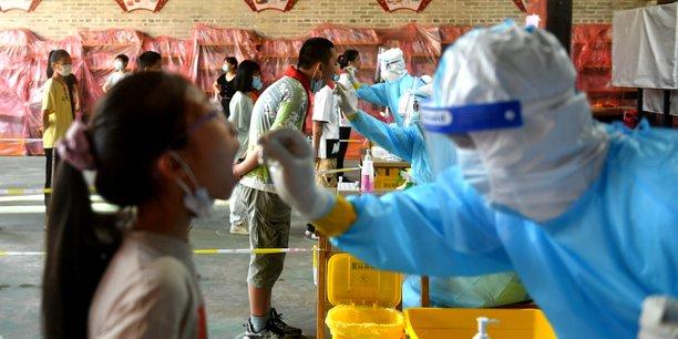 Chine: nouvelles contaminations dans le fujian, alertes sur les deplacements[reuters.com]