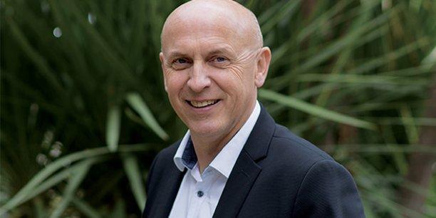 Thomas Brée, nouveau président de la FNAIIM Hérault pour les trois prochaines années.