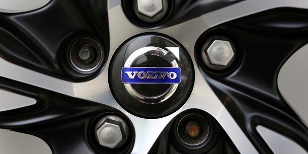 Volvo cars envisage une ipo dans les prochaines semaines[reuters.com]