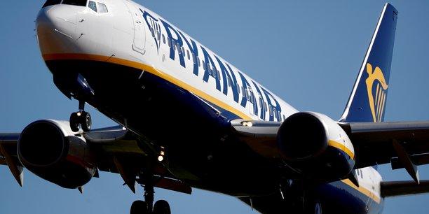 Ryanair releve ses previsions de trafic a long terme[reuters.com]