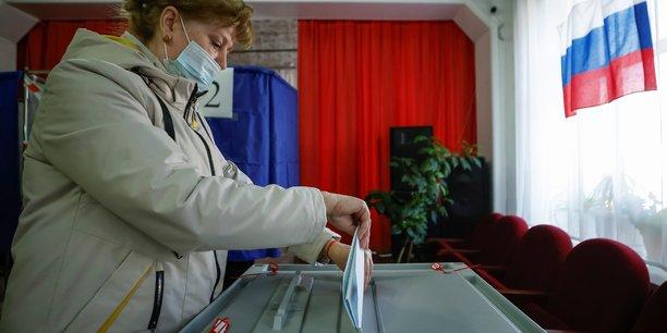 Elections legislatives en russie, le parti au pouvoir cherche une nouvelle majorite[reuters.com]