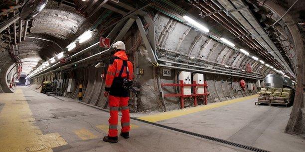 Les galeries déployées dans le sous-sol du laboratoire devront être assez vastes pour enfouir tout ce que le nucléaire aura produit de plus dangereux en France, depuis les années 1950 jusqu'au démantèlement du parc - estimé dans cinquante ans environ.